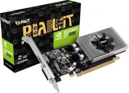 Karta graficzna Palit GT 1030 2GB GDDR5 (64 bit), DVI-D, HDMI, BOX (NE5103000646F)