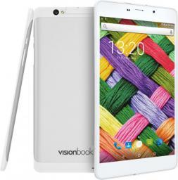 """Tablet Umax 8"""" 16 GB 4G LTE Biały (UMM200V8L)"""