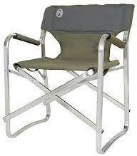 Coleman Deck Chair Green Krzesło (053-L0000-205470-23)