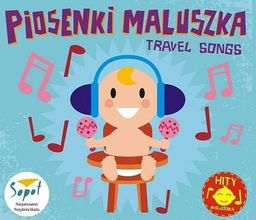 Piosenki Maluszka - Travel Song CD SOLITON - 190181
