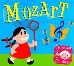 Klasyka dla dzieci. Mozart CD SOLITON - 190847