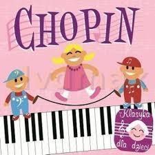 Klasyka dla dzieci - Chopin CD - 191902