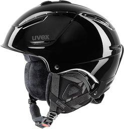 UVEX Kask Uvex p1us gem WL kolor czarny, roz. 52-55 (56194 - 5619403)