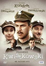 Pułkownik Kwiatkowski DVD - 195942