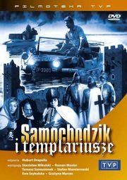 Samochodzik i templariusze DVD - 187957