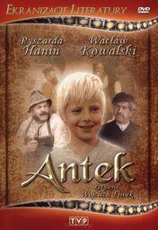 Ekranizacje literatury - Antek DVD - 188536