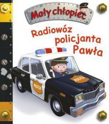 Mały chłopiec - Radiowóz policjanta Pawła (93552)