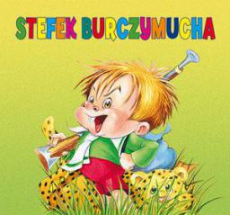Biblioteczka niedźwiadka - Stefek Burczymucha (126552)