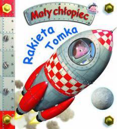 Mały chłopiec - Rakieta Tomka (137491)