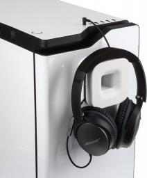 Nzxt Uchwyt na słuchawki biały (BA-PUCKR-W1)