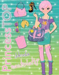 Princess Top. Moda nastolatki (157748)