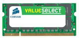 Pamięć do laptopa Corsair DDR2 SODIMM 2GB 667MHz CL5 (VS2GSDS667D2)