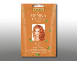 Venita Ziołowa odżywka koloryzująca Henna Color 30g  4 Chna