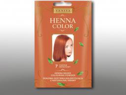 Venita Ziołowa odżywka koloryzująca Henna Color 30g 7 miedziany