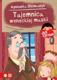 Już czytam. Tajemnica weneckiej maski (200558)