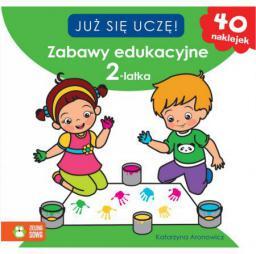 Już sie uczę. Zabawy edukacyjne 2-latka (152477)