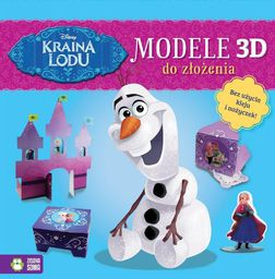 Modele 3D. Kraina lodu