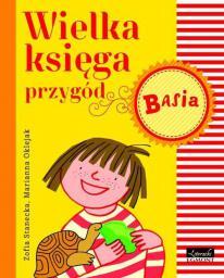 Basia. Wielka księga przygód (130957)