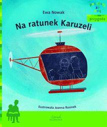Poczytaj ze mną. Na ratunek Karuzeli - 159326