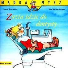 Media Rodzina Mądra mysz - Zuzia idzie do dentysty (33912)