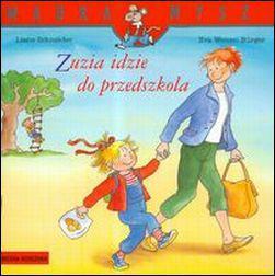 Mądra mysz - Zuzia idzie do przedszkola (33913)