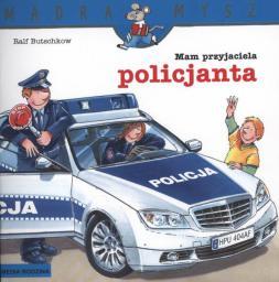Mądra mysz - Mam przyjaciela policjanta (42311)