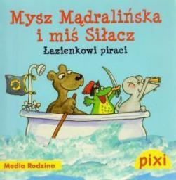 Pixi 1 - Mysz Mądralińska i miś (52197)