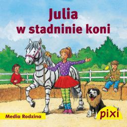 Pixi 3 - Julia w stadninie koni (66204)