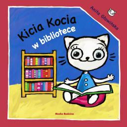 Kicia Kocia w bibliotece (218699)