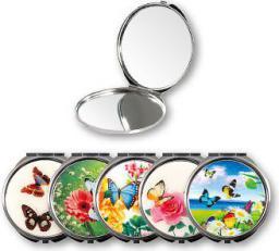 Lusterko kosmetyczne Top Choice Lusterko kieszonkowe okrągłe (85444)