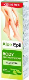 Elfa Pharm Aloe Epil Krem do depilacji ciała 125ml