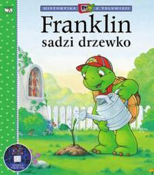 Franklin sadzi drzewko - 10316