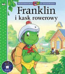 Franklin i kask rowerowy - 10315
