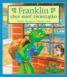 Franklin chce mieć zwierzątko - 10307
