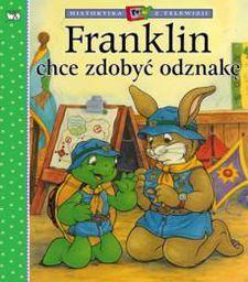 Franklin chce zdobyć odznakę - 10306