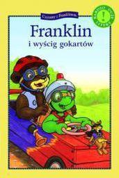 Franklin i wyścig gokartów. Czytamy... - 11503