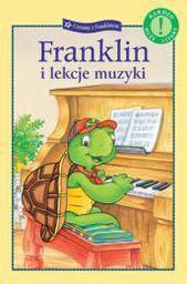 Franklin i lekcje muzyki. Czytamy... - 17540