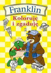 Franklin - koloruję i zgaduję 2 - 78729