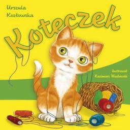 Bajki dla malucha - Koteczek (24473)