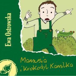 Z supełkiem - Mamusia i krokodyl Kamilka (26497)