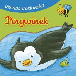 Bajki dla malucha - Pingwinek (47273)