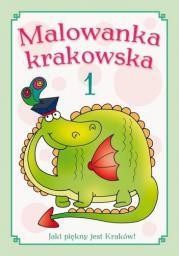 Malowanka Krakowska 1 (74871)