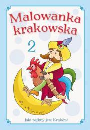 Malowanka Krakowska 2 (74873)
