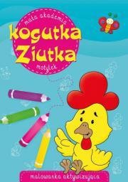 Mała akademia Kogutka Ziutka. Motylek (122397)