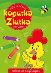 Mała akademia kogutka Ziutka. Pszczółka (122396)