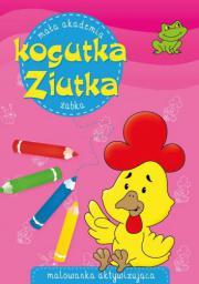 Mała akademia kogutka Ziutka. Żabka (122395)