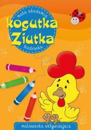 Mała Akademia kogutka Ziutka. Biedronka (122398)