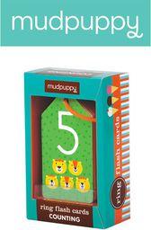 Mudpuppy Mudpuppy Karty do nauki liczenia Fiszki 1+ - MP49414