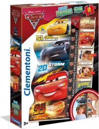 Clementoni Clementoni Puzzle 30 el. miarka Cars 3