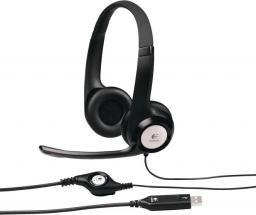 Słuchawki z mikrofonem Logitech H390 (981-000015)